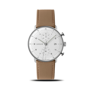 Junghans Herrenuhr Max Bill Chronoscope 027/4502.00