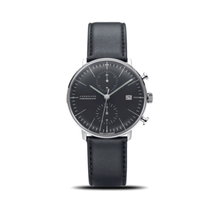 Junghans Herrenuhr Max Bill Chronoscope 027/4601.00