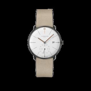 Junghans Armbanduhr Max Bill MEGA kleine Sekunde Edition 60 058/4100.02