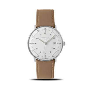 Junghans Herrenuhr Max Bill Quarz 041/4562.00