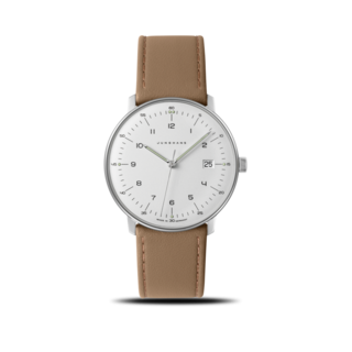 Junghans Herrenuhr Max Bill Quarz 041/4562.04