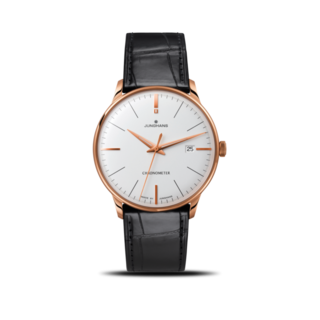 Junghans Herrenuhr Meister Chronometer 027/7333.00