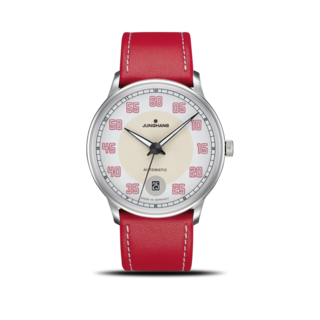 Junghans Armbanduhr Meister Driver Automatic 027/4716.00