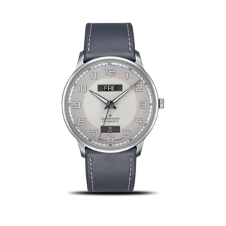Junghans Herrenuhr Meister Driver Day Date 027/4720.00