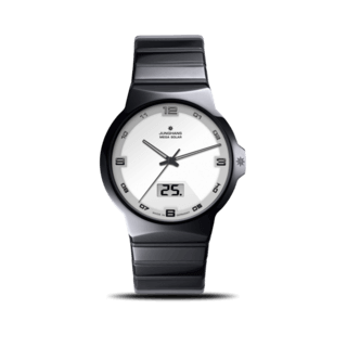 Junghans Herrenuhr Force Mega Solar 018/1434.44