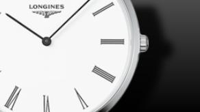 La Grande Classique De Longines Quartz 36mm