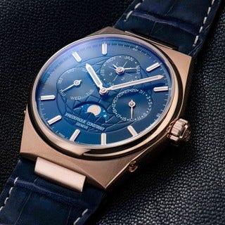 Limitierte Uhren von Frederique Constant