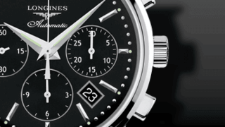 Longines Column Wheel Chronograph Automatik 40mm