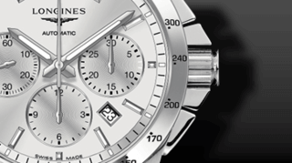 Longines Conquest Automatik Chronograph 41mm