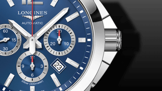 Longines Conquest Automatik Chronograph 44mm