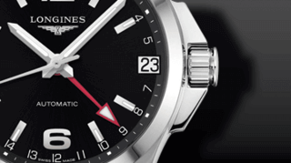 Longines Conquest Automatik GMT 41mm