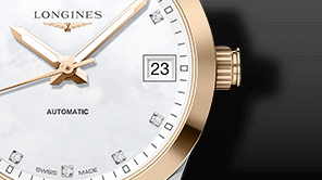 Longines Conquest Classic Automatik 34mm