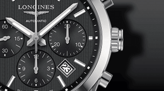 Longines Conquest Classic Automatik Chronograph 41mm