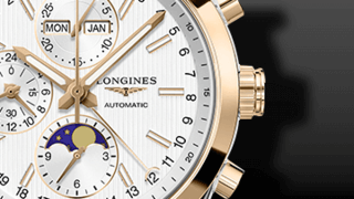 Longines Conquest Classic Automatik Chronograph 42mm