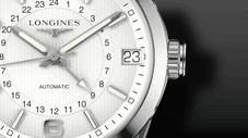 Longines Conquest Classic Automatik GMT 42mm