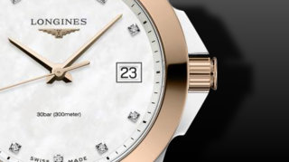 Longines Conquest Quartz 34mm