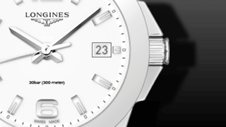 Longines Conquest Quarz 34mm
