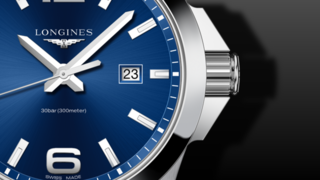 Longines Conquest Quarz 43mm