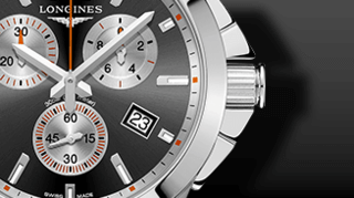 Longines Conquest Quarz Chronograph 36mm