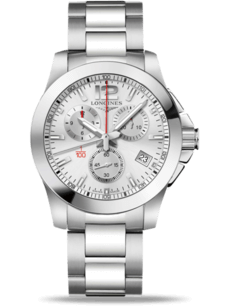 Longines Conquest Quarz Chronograph 41mm