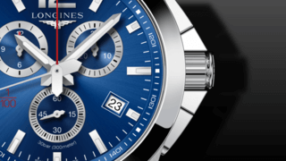 Longines Conquest Quarz Chronograph 44mm