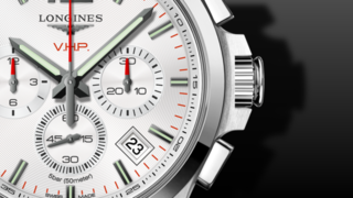 Longines Conquest V.H.P. Chronograph 42mm