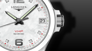 Longines Conquest V.H.P. Quartz 36mm