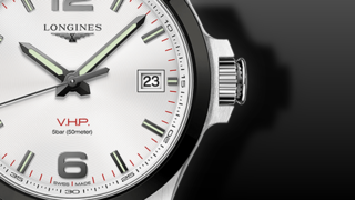 Longines Conquest V.H.P. Quartz 41mm