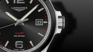 Longines Conquest V.H.P. Quartz 43mm