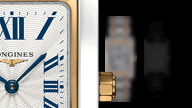 Longines DolceVita Quarz 22,4x26,85mm