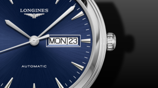 Longines Flagship Automatik Wochentag 38,5mm