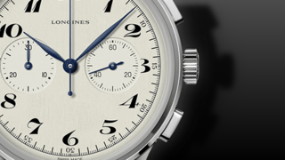 Longines Heritage Automatik Chronograph 40mm