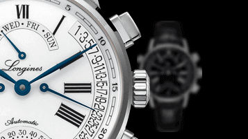 Longines Heritage Automatik Retrograde 41mm