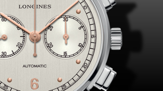 Longines Heritage Chronograph 1940 41mm