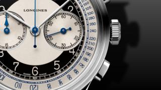 Longines Heritage Classic Chronograph 40mm