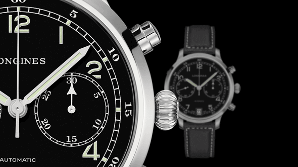 Longines Heritage Military 1938 Chronograph 42mm
