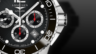 Longines HydroConquest Automatic Chronograph 43mm