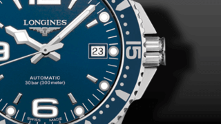 Longines HydroConquest Automatik 39mm