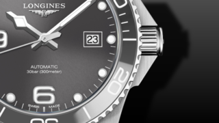 Longines HydroConquest Automatik 43mm 2018