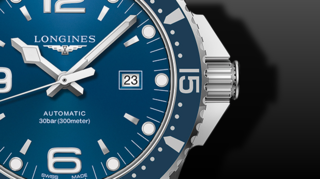 Longines HydroConquest Automatik 44mm