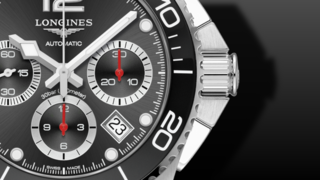Longines HydroConquest Automatik Chronograph 41mm 2018