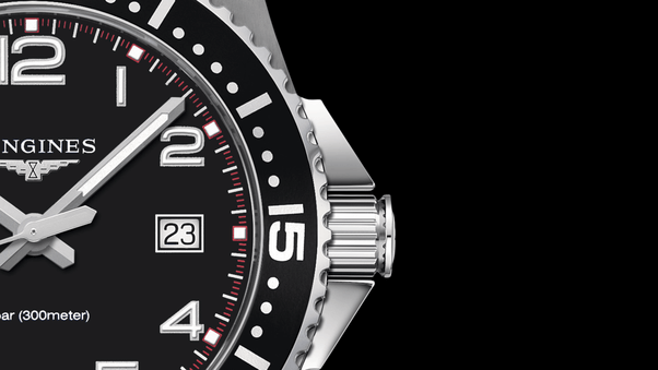 Longines HydroConquest Quarz 41mm