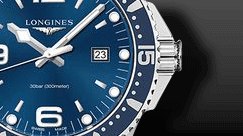Longines HydroConquest Quarz 44mm