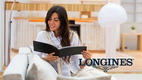 Longines Katalog bestellen