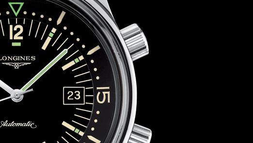 Longines Legend Diver Automatik 42mm