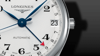 Longines Master Automatik 24 Stunden 36mm