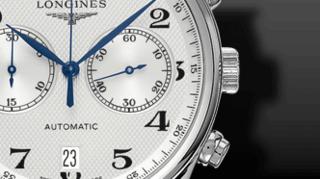Longines Master Automatik Chronograph 40mm