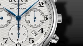Longines Master Automatik Chronograph 42mm
