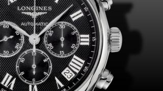 Longines Master Automatik Chronograph 44mm