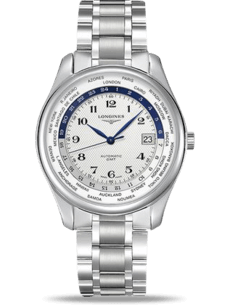 Longines Master Automatik GMT 42mm